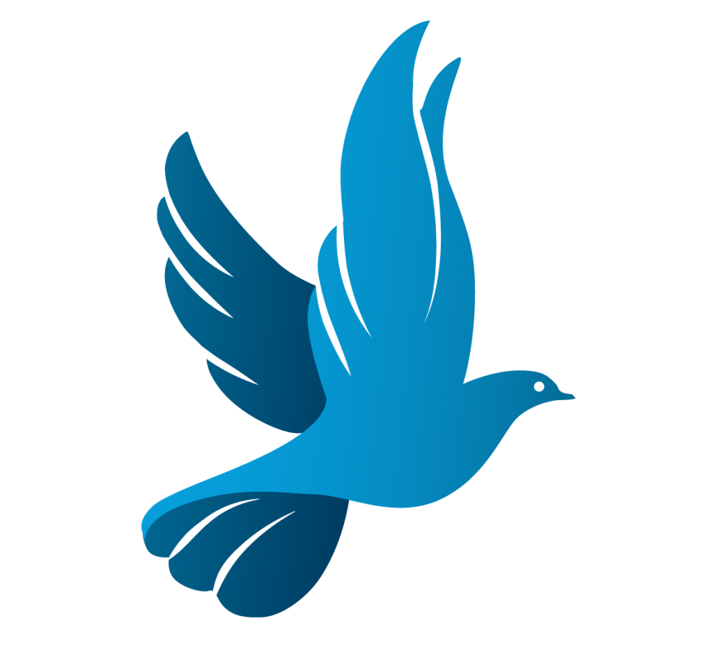 About >> icon-dove-1024×934 | Holy Tabernacle Church International