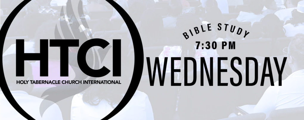 HTCI_Wednesday Bible Study