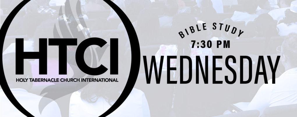 HTCI_Wednesday Bible Study